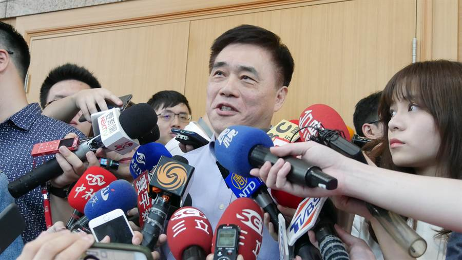 郝龍斌:黨要幫郭、韓除選舉障礙