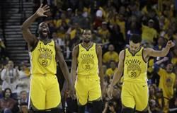 NBA》五星解體?勇士奪冠機率仍有42%