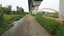 不再繞路 西屯高鐵橋下道路銜接工程明動工
