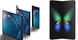 三星Galaxy Fold傳六月上市 將與華為Mate X正面對決