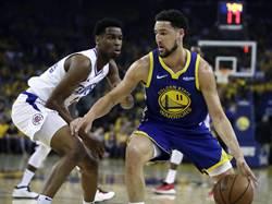 NBA》浪花弟不滿自己系列賽表現太差