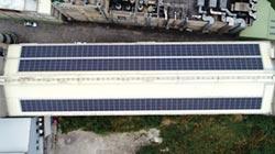閒置屋頂變綠電 交給天晴能源