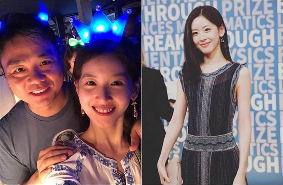 章澤天和劉強東結婚3年。(圖/翻攝自zetianzzz IG)