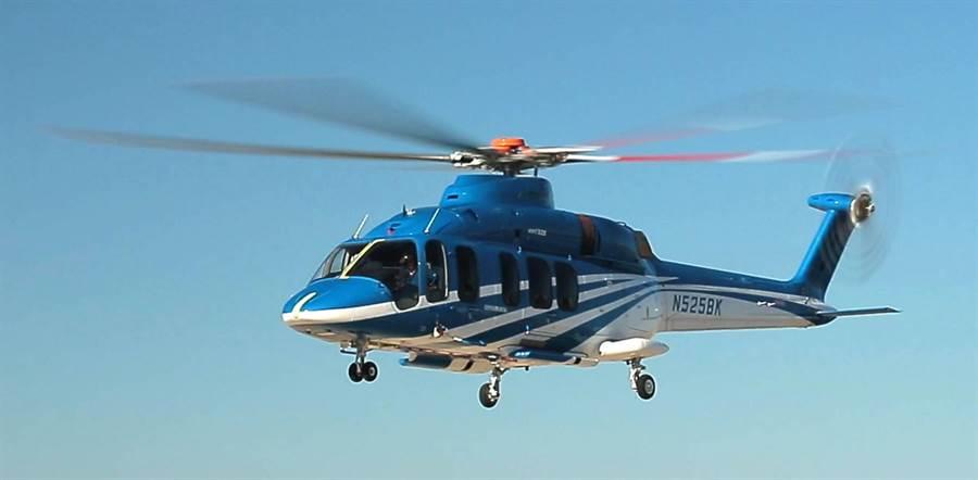 貝爾表示,他們要以貝爾525直升機為基礎,改造成高速戰偵直升機。(圖/Bell)