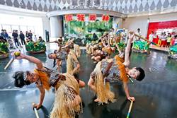 巴西戰舞「卡波耶拉」搶搭愛情產業鏈公演