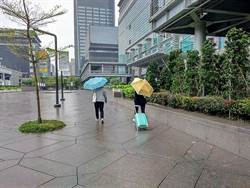 變天了!週五北台降7度 全台有陣雨