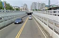 中市太原路等5處地下道填平工程 下半年動工
