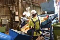 廚餘回收再利用   苗市添破碎脫水設備今啟用