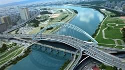 中正橋改建分4階段交通改道 明年春節先拆重慶南高架