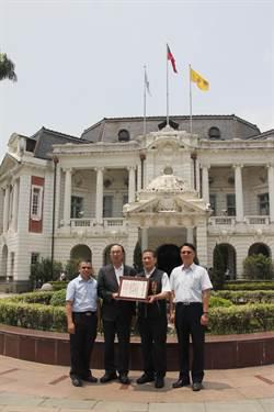 台中州廳及路思義教堂升格國定古蹟 文化部授證