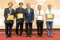 安坑1號2期三連孔隧道工程 獲頒中華民國隧道協會優良隧道獎