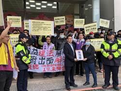 勞基法修法獲保障 勞動部:派遣工不再是免洗筷