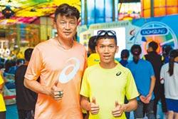 最速國中生 魏浩倫渾身是勁