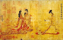 傳奇女史箴圖 大英博物館10月復展