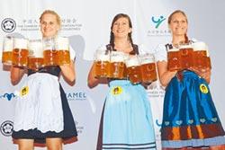 德墨韓三強 囊括66%陸進口啤酒