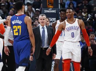 NBA》原雷霆教頭多諾凡 入主芝加哥接掌公牛兵符
