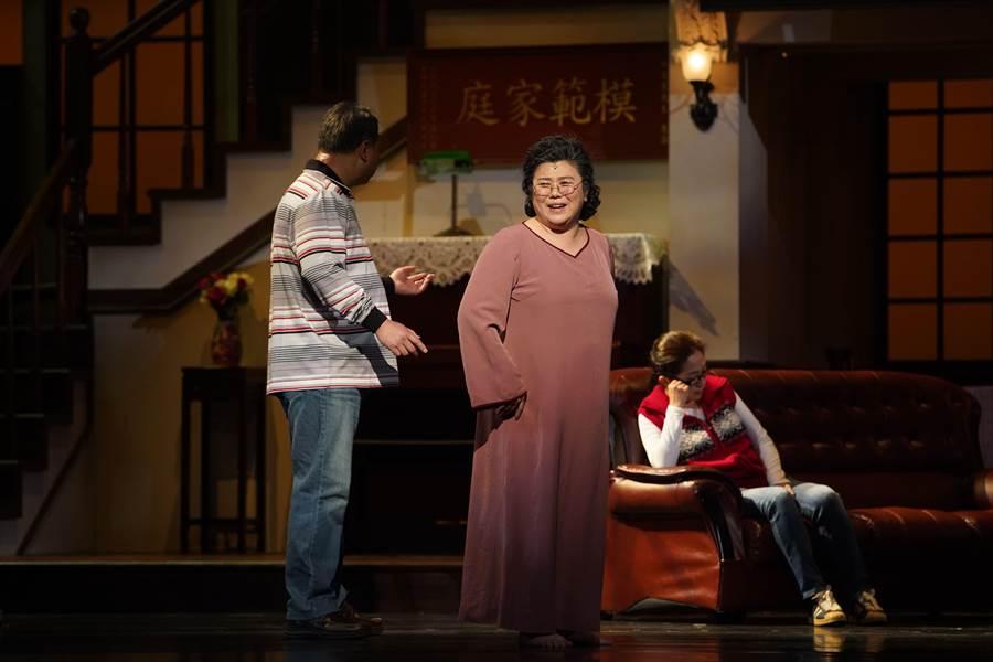 林美秀等演員再度演出《人間條件2》。(綠光劇團提供)
