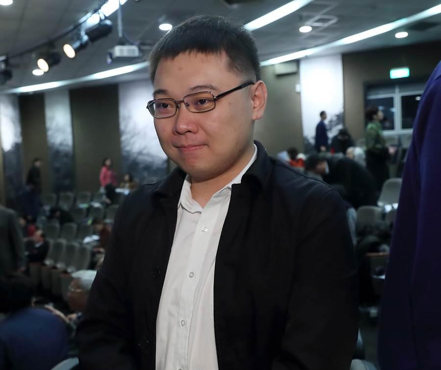 韓國瑜國政顧問團成員黃士修。(圖/資料照片)