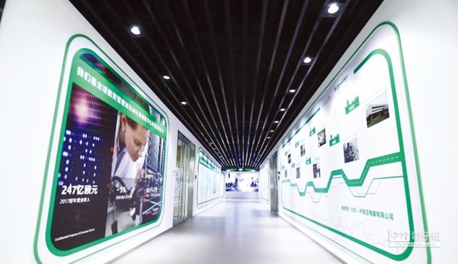 施耐德電機去年已完成5間工廠的數位轉型,預計於今年完成全球40家智慧工廠。圖/施耐德電機提供