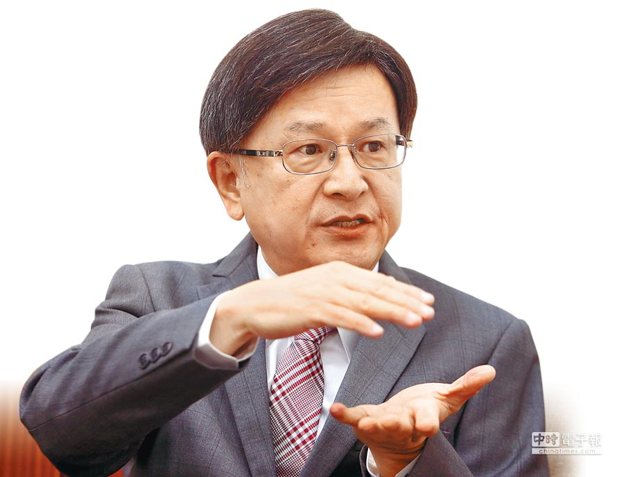 公懲會委員長石木欽積極推動組織改造,更是司法界邁向資訊化的推手。(范揚光攝)