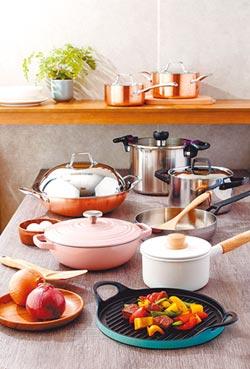 居家創意fu-輕鬆玩料理 挑對鍋上好菜