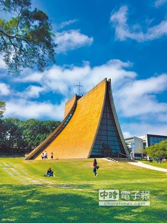 台中州廳、路思義教堂 列國定古蹟