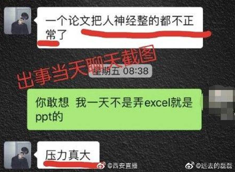 赵生直指论文把他逼到不正常。