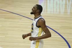 NBA》勇士杜蘭特被酸:奈許當年更強