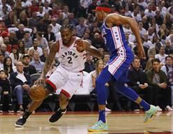 NBA》林書豪首嘗次輪滋味 暴龍宰七六人