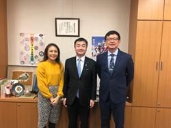 爭取支持台灣加入TPP 李退之夫婦日本國會快閃