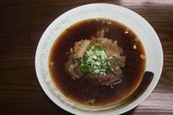旗山老街夯仔麵食館牛肉麵  吃得到綜合牛四堡