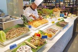 台南大員皇冠酒店 元素自助餐再升級