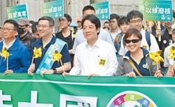 蔡英文保證 台灣不會缺電