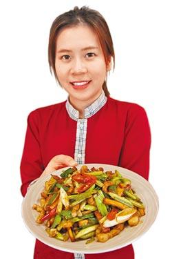 台中市西區-客家小炒 鹹香好下飯