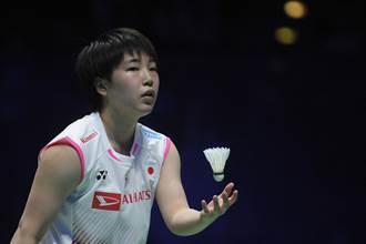 戴資穎強敵羽球亞錦賽封后 日本女單第一人