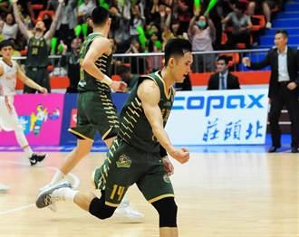 SBL》蔣淯安展現MVP身價 台啤挺進決賽
