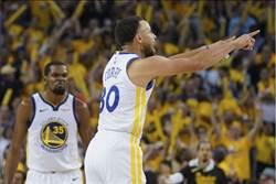 NBA》杜蘭特單挑哈登 勇士克火箭拔頭籌