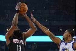 NBA》火箭半場狂投28次三分球破紀錄