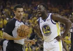 NBA》格林反嗆哈登:犯規的人是你