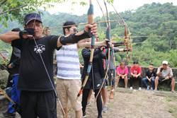 弘光上山傳技藝 和平部落射箭隊成軍