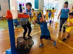 南大啟聰學校舉辦幼兒運動課程 家長感到驕傲