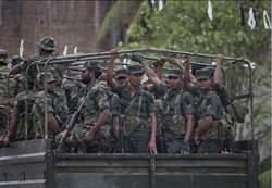 防恐攻抓炸彈客 斯里蘭卡對頭巾面紗下禁令