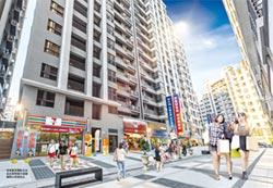 傳佳世紀城每坪加8萬 入住一樓