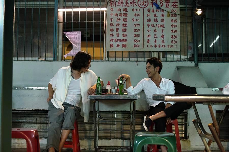 丰川悦司和妻夫木聪交情好,听到2人可以合作立刻同意来台拍戏。威视电影提供