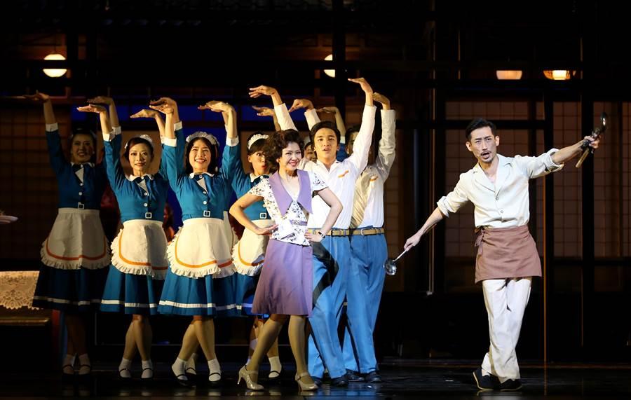 綠光劇團音樂劇《再會吧北投》將再重演,招募新血加入演出陣容。(綠光劇團提供)