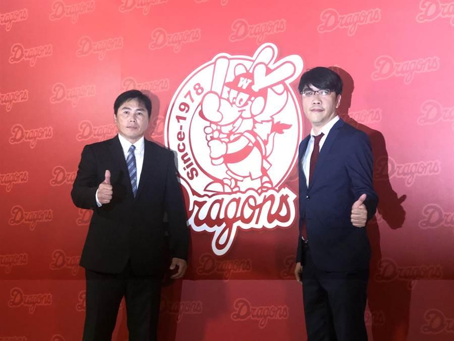 魏應充表示希望這次品牌復出能創造「三個第一」。(圖片來源:中時電子報提供)