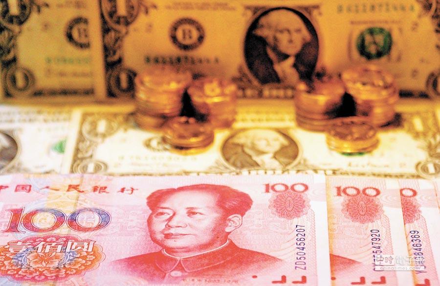 人民幣或成為繼美元、歐元之後的第三大國際貨幣。(中新社資料照片)