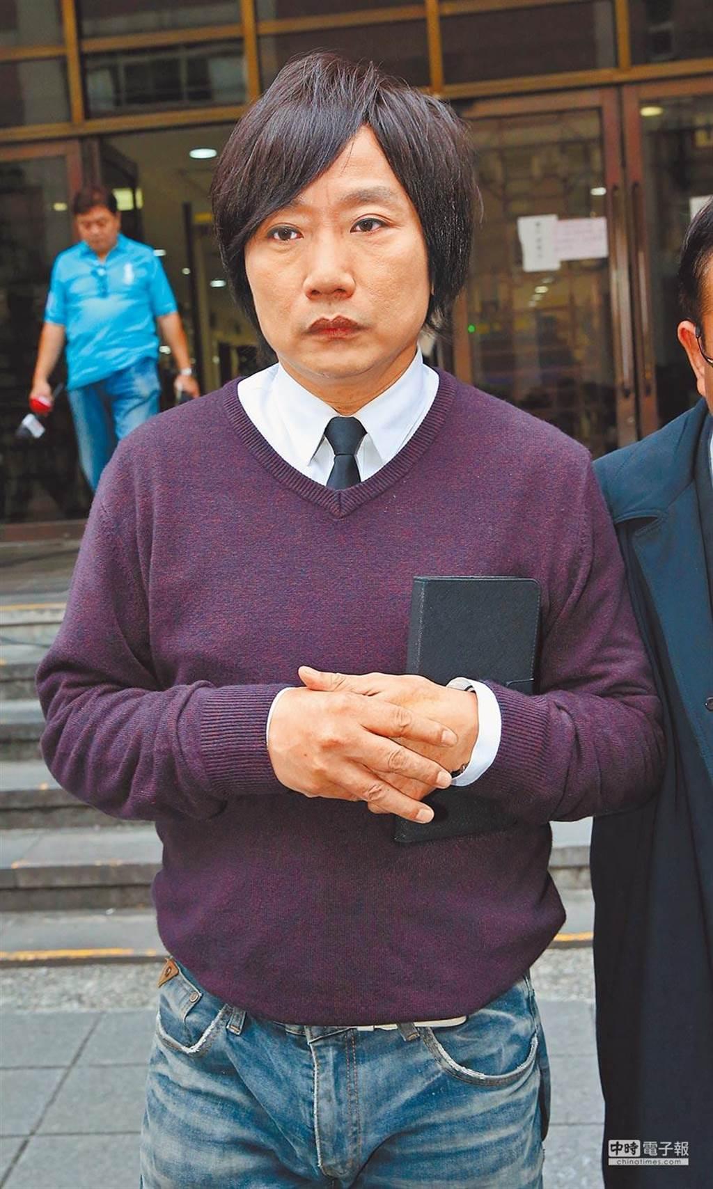 藝人秦偉涉性侵判刑8年。(中時資料照)