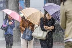 明雨彈3地區最猛 下周恐一波更大