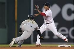 MLB》林子偉重回先發!本季首盜出爐